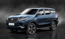 Phác thảo Toyota Fortuner 2021, gần giống Land Cruiser