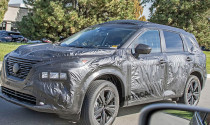 Lộ ảnh xem trước của Nissan X-Trail thế hệ mới