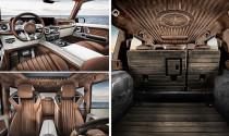 Mercedes G63 hóa du thuyền dưới bàn tay Carlex Design