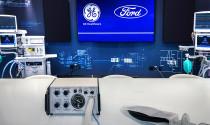 Ngừng sản xuất ô tô, Ford hợp tác với GE Healthcare sản xuất 50.000 máy thở, đẩy lùi COVID-19