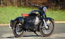 Royal Enfield gắn máy điện, yếu mà đắt