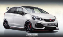 Sau Civic Type R là Jazz Type R?