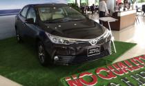 Thêm một mẫu xe giảm giá trăm triệu đến từ Toyota