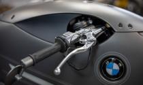Bản độ BMW R nineT mang phong cách chiến đấu cơ