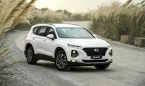 Không nằm ngoài cuộc chơi, Hyundai Santa Fe giảm gần trăm triệu