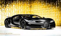 Lăn bánh 50km, Bugatti Chiron Sport Noire được rao bán 4,3 triệu USD