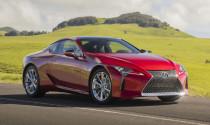 Lexus LC 2021 cập nhật công nghệ, thêm màu mới, trọng lượng nhẹ hơn