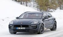 Lộ diện Porsche Macan 2022