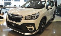 Subaru Forester GT ra mắt tại Thái với giá từ 1,1 tỷ, liệu có về Việt Nam trong tháng 4?