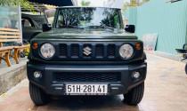 Suzuki Jimny đầu tiên Việt Nam ra biển trắng, tổng chi phí hơn 1,5 tỷ