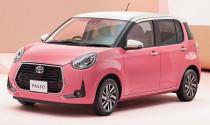 Toyota Passo Moda Charm - sắc hồng cho phái nữ giá từ 350 triệu đồng