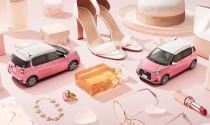 Toyota ra mắt hatchback nhỏ xinh dành cho phái nữ