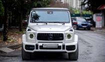 Bán Mercedes-AMG G63 2020 odo 5.000km, chủ xe lỗ ngang ngửa Merc C300 AMG