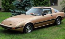 RX-7 – Khi Mazda khuynh đảo thế giới xe thể thao