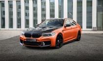 Siêu sedan của BMW 'lên thần' nhờ gói nâng cấp của người quen lâu năm