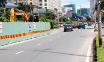 TP.HCM: Cấm xe lưu thông qua đường Phú Mỹ vào ban đêm từ 18/4
