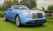"""Rolls-Royce hàng độc """"ế"""" nhất Thế giới: 8 năm vẫn không có người rước"""