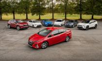 Toyota khẳng định vị thế độc tôn trong giới hybrid bằng cột mốc 15 triệu