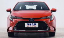Trung Quốc đón nhận phiên bản Corolla thể thao cực hầm hố