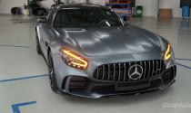 """""""Quái thú chính hãng"""" 585 mã lực Mercedes AMG GT R"""