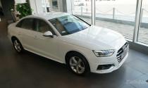 Cận cảnh Audi A4 vừa ra mắt