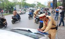 Từ 15/5, CSGT được dừng tất cả các xe để kiểm tra