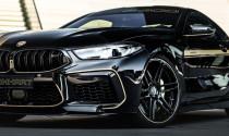 Chiêm ngưỡng phiên bản 'nhanh khủng khiếp' của BMW M8