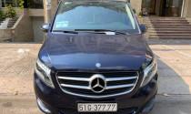 Đeo biển tứ quý, Mercedes V250 Avantgarde odo 25.000 km chào giá chưa đến 2 tỷ