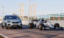 Honda chơi lớn, đem công nghệ F1 xuống xe bình dân