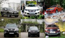 Ô tô nhập khẩu từ Thái Lan lật ngược tình thế