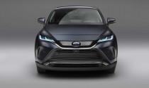 Toyota Venza chính thức hồi sinh