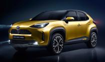 Vừa ra mắt, Yaris SUV lại chuẩn bị có phiên bản hạng sang?