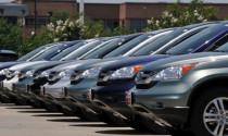 Cấm dùng vốn vay ODA để mua sắm ô tô