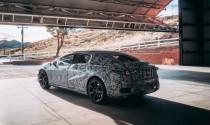 Mercedes-Benz S-Class thế hệ mới lộ ảnh chính thức đầu tiên