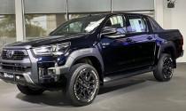 Ảnh thực tế Toyota Hilux mới, đẹp thế bảo sao dân Thái không mê