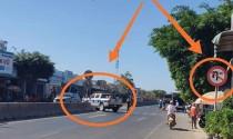 Cảnh sát giao thông có được đi trái luật hay không?
