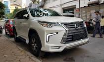 """Độ """"full option"""" như Toyota Fortuner 2021 hết bao nhiêu tiền cho bản cũ"""