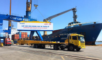 THACO tiếp tục xuất khẩu thành công 36 sơmi rơmoóc sang Mỹ