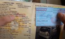"""""""Soi"""" giấy tờ khi mua xe cũ để không hớ"""