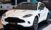 Aston Martin DBX ra mắt tại Thái giá 15 tỷ,  sắp về Việt Nam trong năm nay