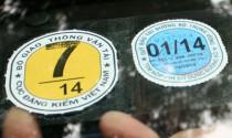 Ô tô quá hạn đăng kiểm, tài xế có thể bị tước bằng lái 3 tháng