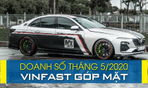 Top 10 xe tháng 5/2020: VinFast góp mặt