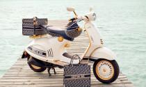 Vespa kết hợp với Dior ra mắt 946 Christian Dior siêu sang chảnh