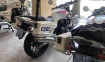 Xôn xao dàn xe chất chơi của Cảnh sát giao thông Đồng Nai