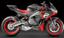 Aprilia Touno 660 sắp trình làng đối đầu Honda CBR650R, Brixton Crossfire 500 2020 ra mắt