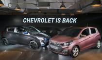 Chevrolet Spark 2021 thế hệ mới ra mắt  tại Hàn, giá 190 triệu có cả cửa sổ trời