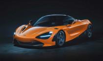 Chiến thắng lịch sử của McLaren được tái hiện trên 720S phiên bản đặc biệt