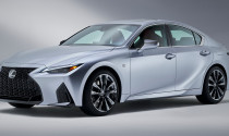 Lexus IS 2021: Mới thì có mới nhưng cũ thì quá cũ