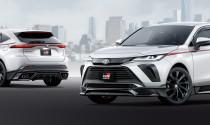 Toyota Venza hầm hố lạ thường với bộ kit mới