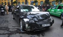 Tiền ít có nên mua ô tô cũ đã bị tai nạn, cấn đụng?